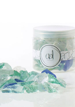 Seaglass Clear, Blue & Green 1.5lb.