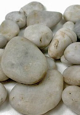 White River Rocks  2lbs