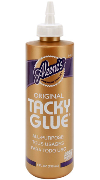 Tacky Glue Aleenes™ 8oz . ALEENES 15599 All Purpose Glue