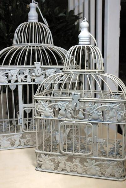 Wedding Bird Cages Set Of 2 19 Quot Amp 15 Quot