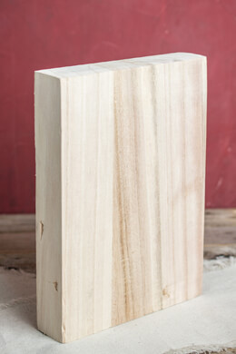 Paulownia Wood 11.5x7.75in