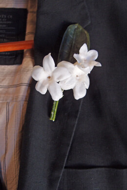 Corsage bouquet supplies stephanotis boutonniere mightylinksfo Image collections
