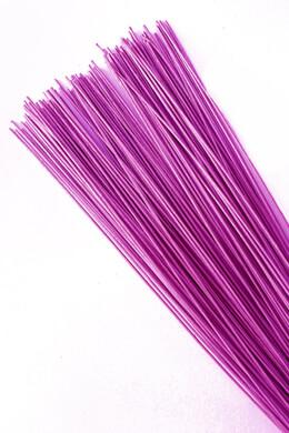 Dark Pink Midollino Bundle 40in 140 Sticks