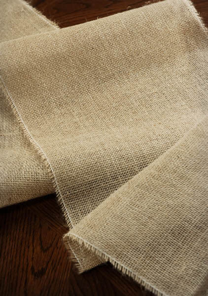 Burlap Table Runner 100 Jute 50 OFFSave On Crafts