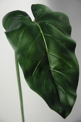Artificial Lily Leaf 39in