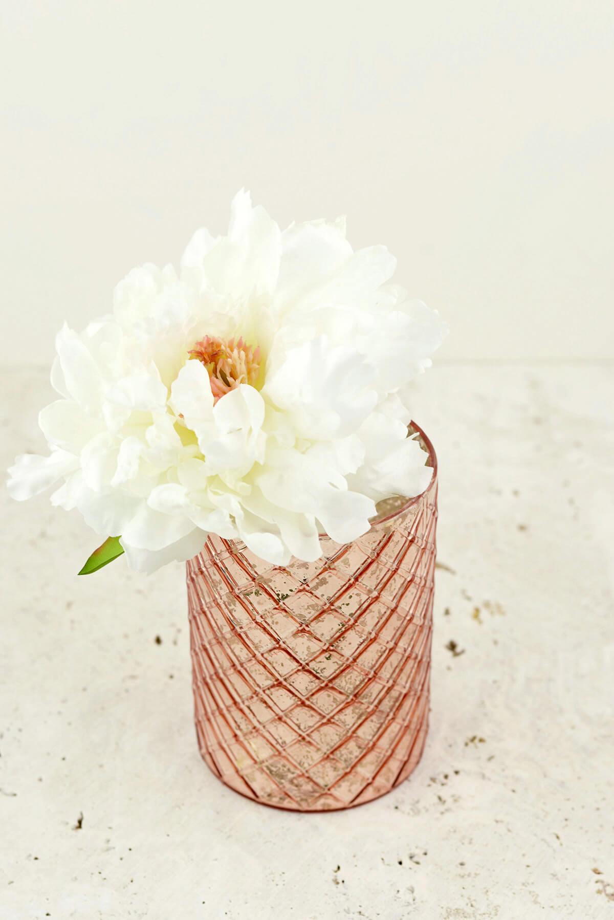 Romance Rose Blush Votive Candle Holder 4 Quot