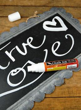 Chalk Marker White Giant 15mm Wet Wipes