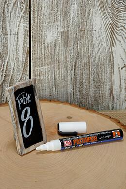 Chalk White Chalkboard Marker 6mm