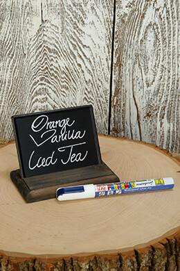 Chalk Marker Ultra Fine Tip White ZIG Posterman®