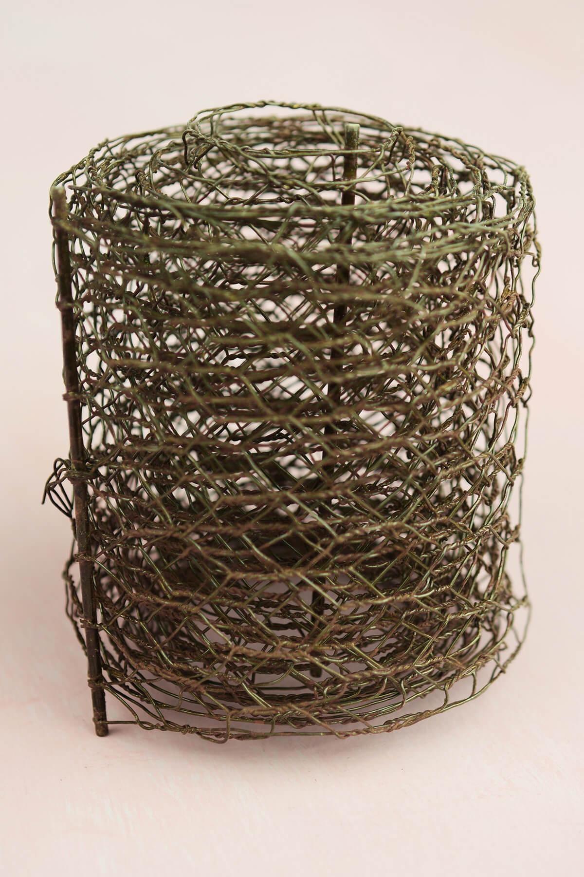 Rustic Chicken Wire 4in x 9yd