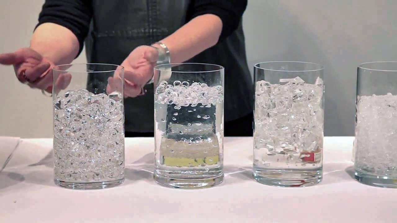 Jumbo Clear Water Pearls 150ml
