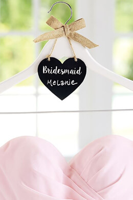 Mud Pie Bridesmaid Hanger