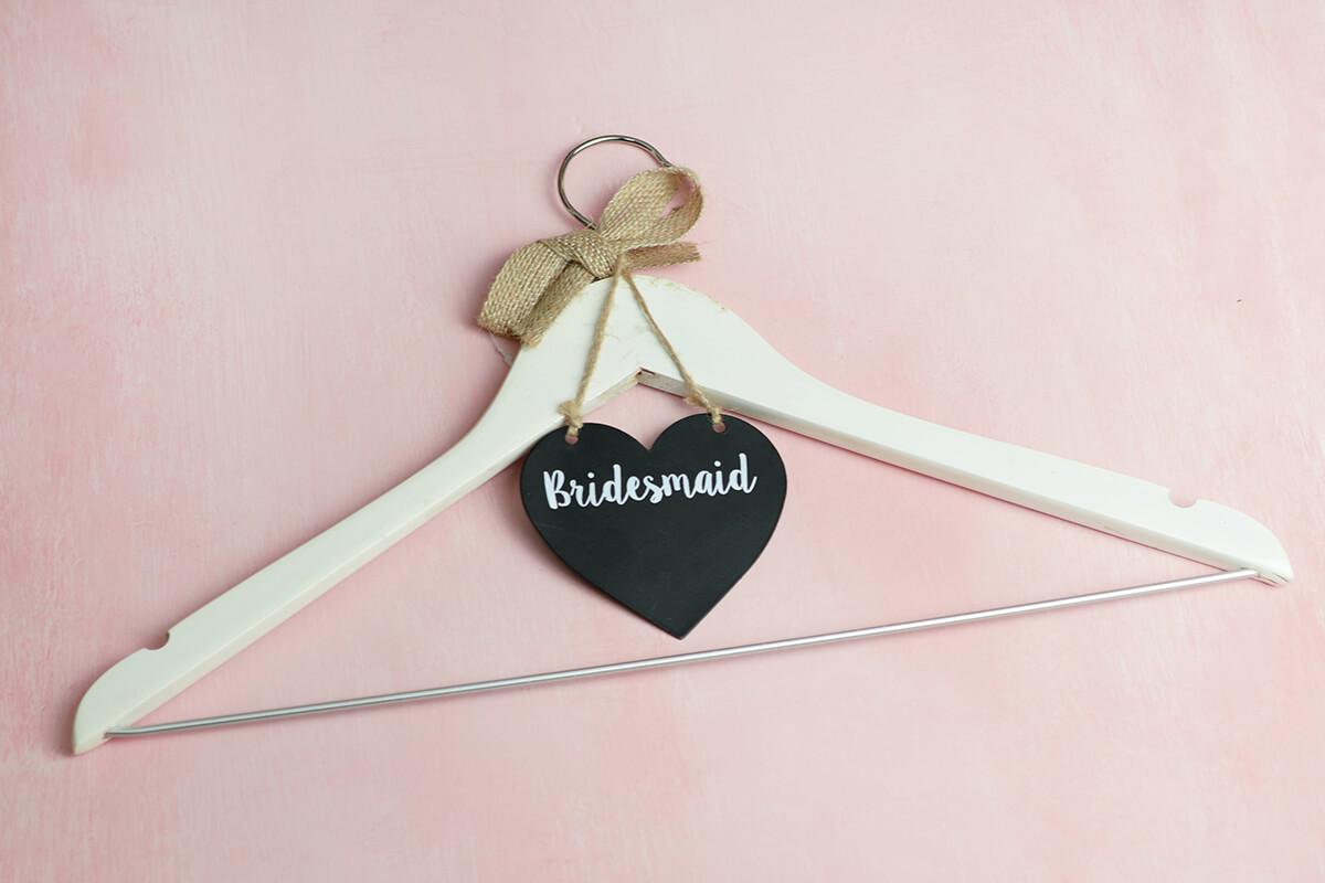 Mud Pie Bridesmaid Hanger