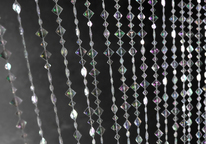 Crystal Beaded Curtains 3ft x 6ft