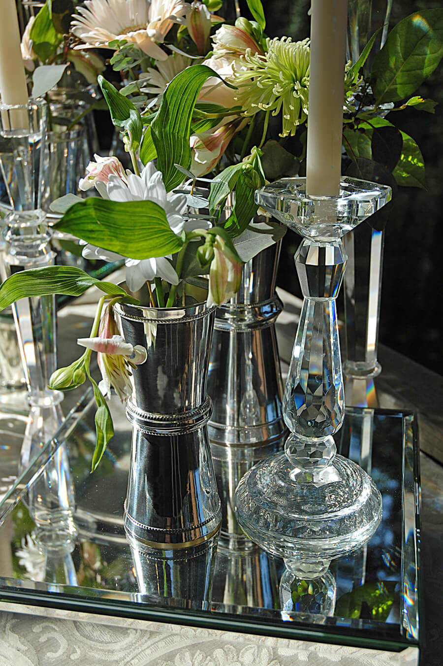 Mint Julep Cups 4 Quot Silver Plated
