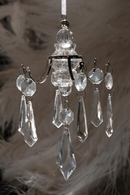 Crystal Chandelier Hanger 5.5in