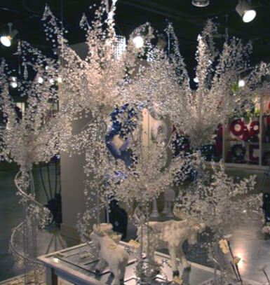 Crystal Trees, Event Decor 3 FT