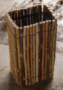 Willow Branch Vase 7in