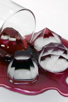 Fred & Friends COOL JEWELS Diamond Ice Tray