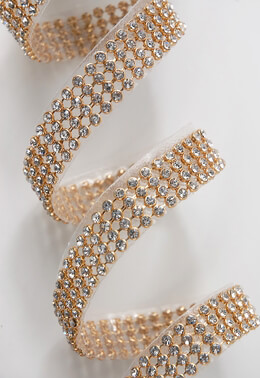 Diamond Wrap Adhesive Rhinestones