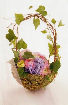 DIY: How to Make Bird Nest Bouquets