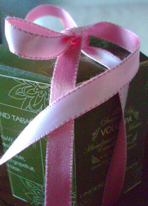 Double Faced Two Sided Satin Ribbon Pink & Dark Pink  7/16in x 55 yds