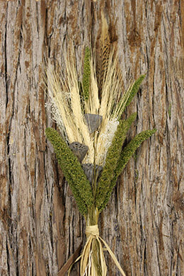 Dried Millet & Wheat Bouquet 24in