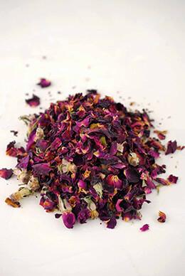 Dried Rosebuds & Petals 1lb