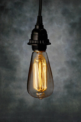 S20 Edison Light Bulb 40W