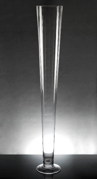 Extra Tall 31 Inch Pilsner Vase