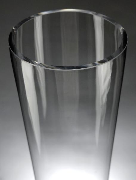Extra tall inch pilsner vase