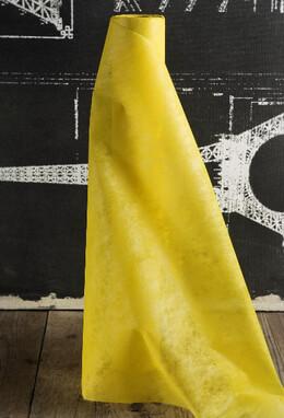"Yellow Filato Paper Table Runner Roll   20"" x 66 FT"