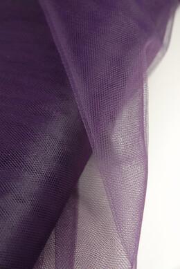 Fine Tulle Purple Plum 54in x 40yds