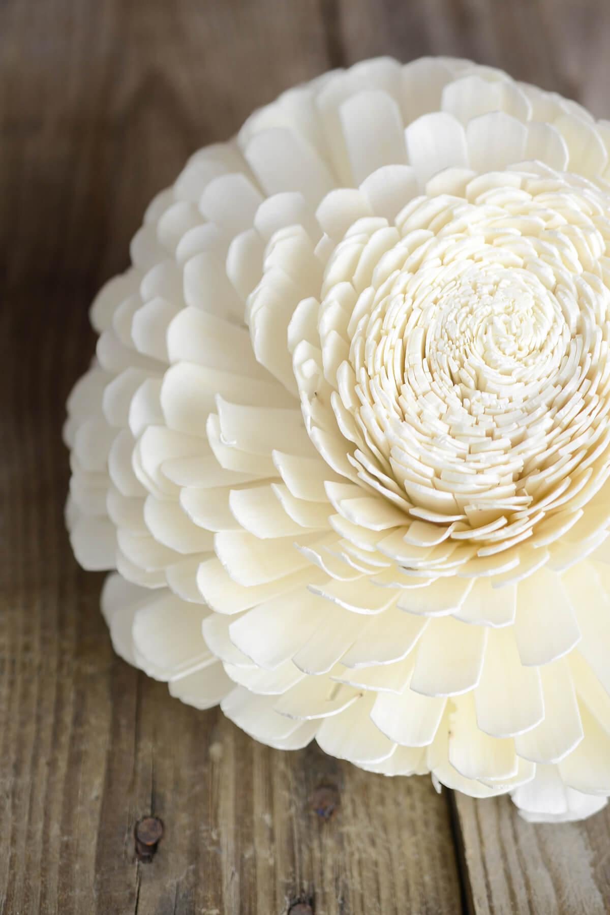 Sola flowersbeautiful handmadesaveoncrafts 2 large 8in sola belly flower 20cm sola flowers izmirmasajfo