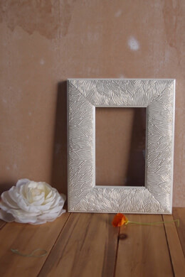 5 - Framed Glass for Table Numbers  4x6