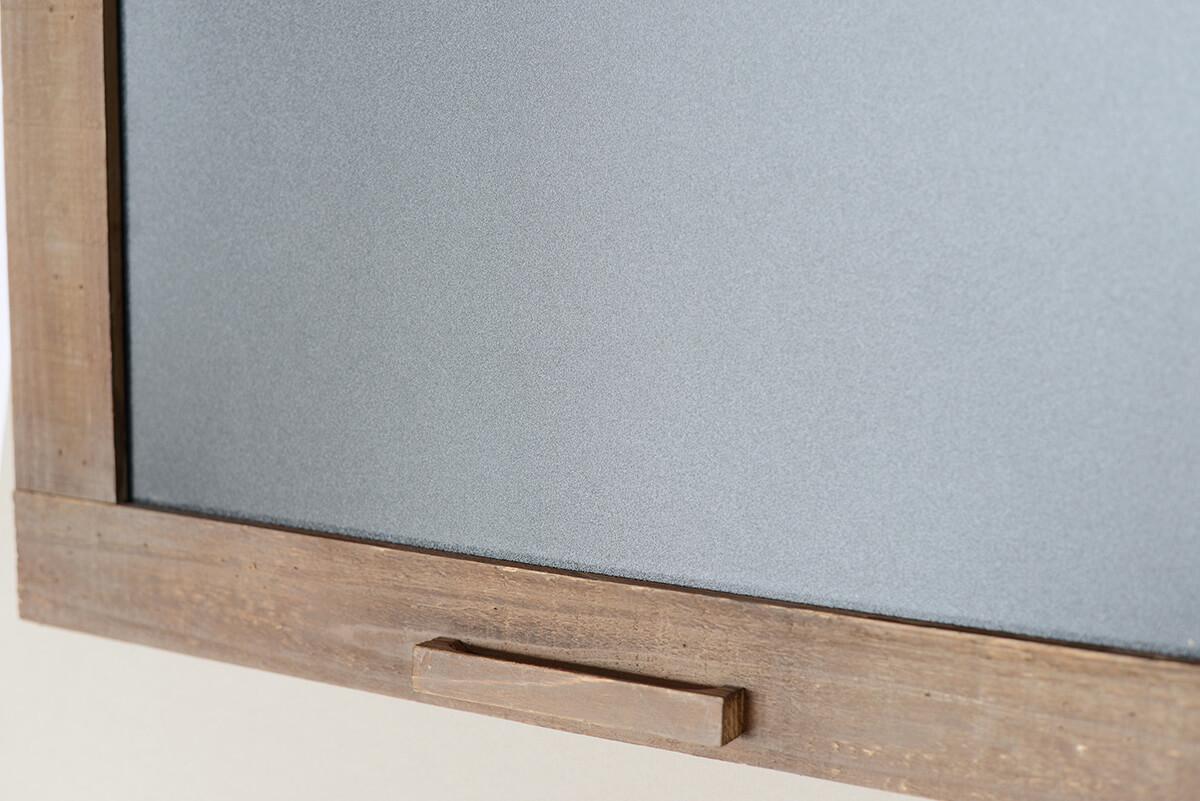 Framed Wooden Blackboard 24 Quot X 18 Quot