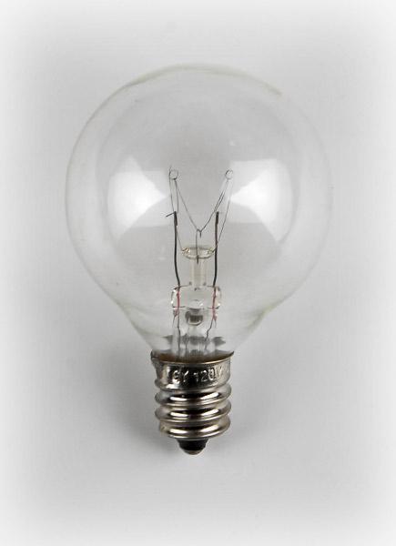 G40 C7 Globe Light Bulbs Box Of 25