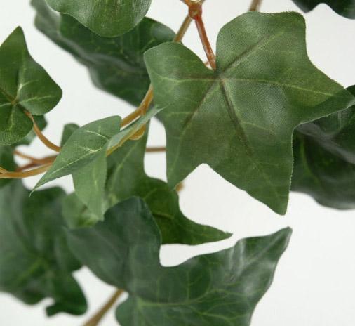 Ivy Garlands Silk 127 Leaves 6FT Puff Ivy Garland