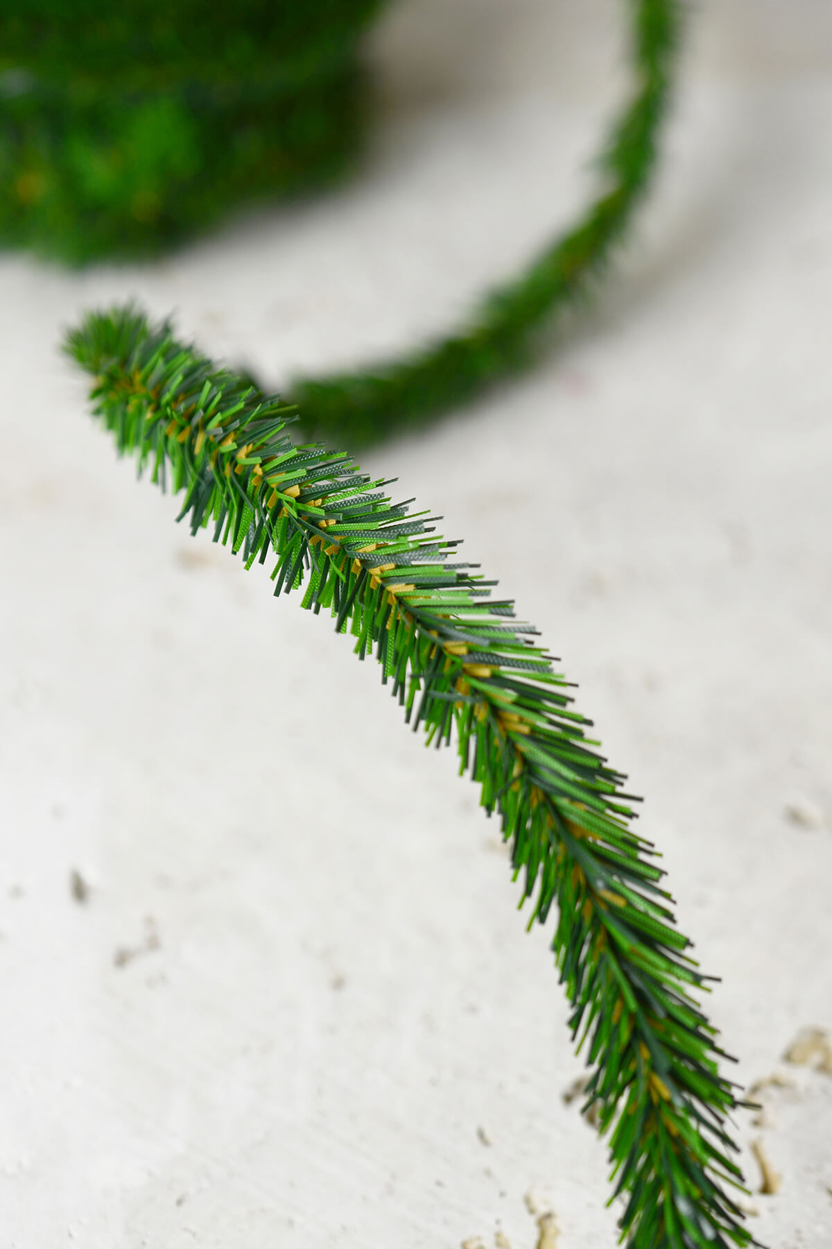 12 Miniature Pine Garlands Pine Roping Wired