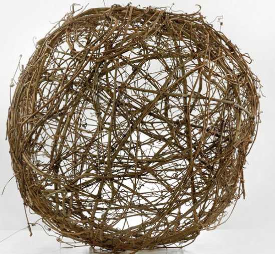 extra large 18 inch grapevine ball