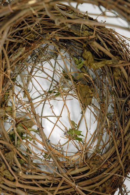 Large Handmade Grapevine Basket 16 Quot