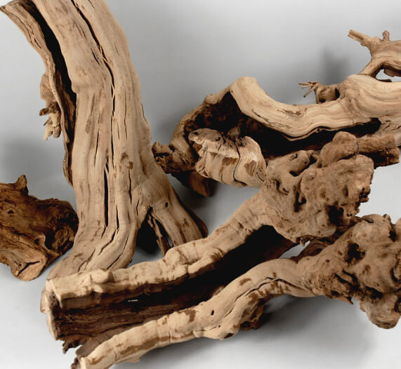 Hollow Grapewood Branch Natural 12 14in