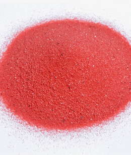 Sparkle Sand GUAVA ORANGE CORAL 2 lbs/3 CUPS