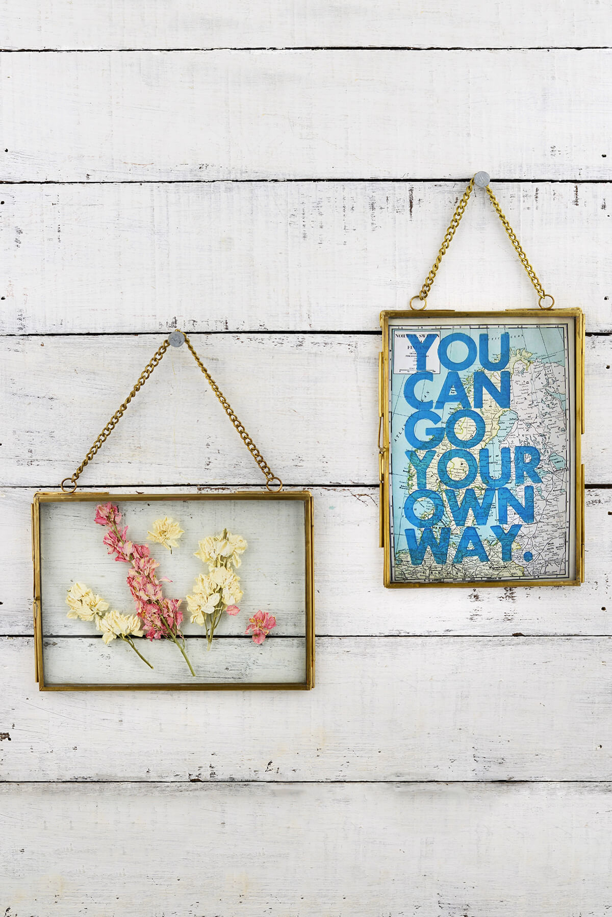 Crafts Using Glass From Picture Frame