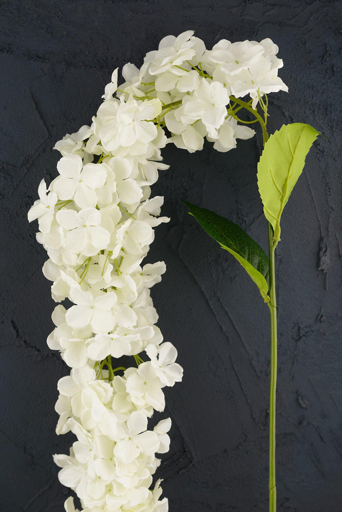 Hanging Hydrangea White 72in