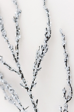Iced Branches 30in