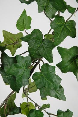 Silk Needlepoint Ivy Garlands  6ft