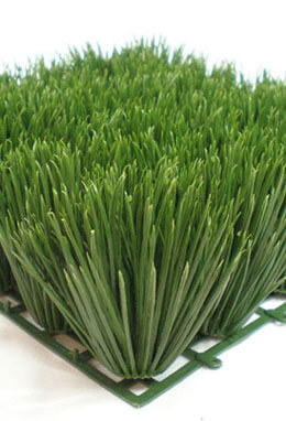 Japanese Faux Grass Mat 10x10 Interlocking 3in Grass