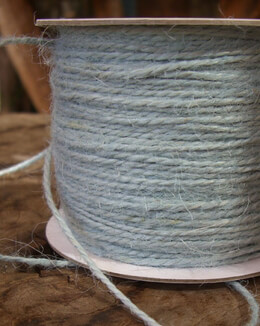Jute Twine Light Blue 100yds