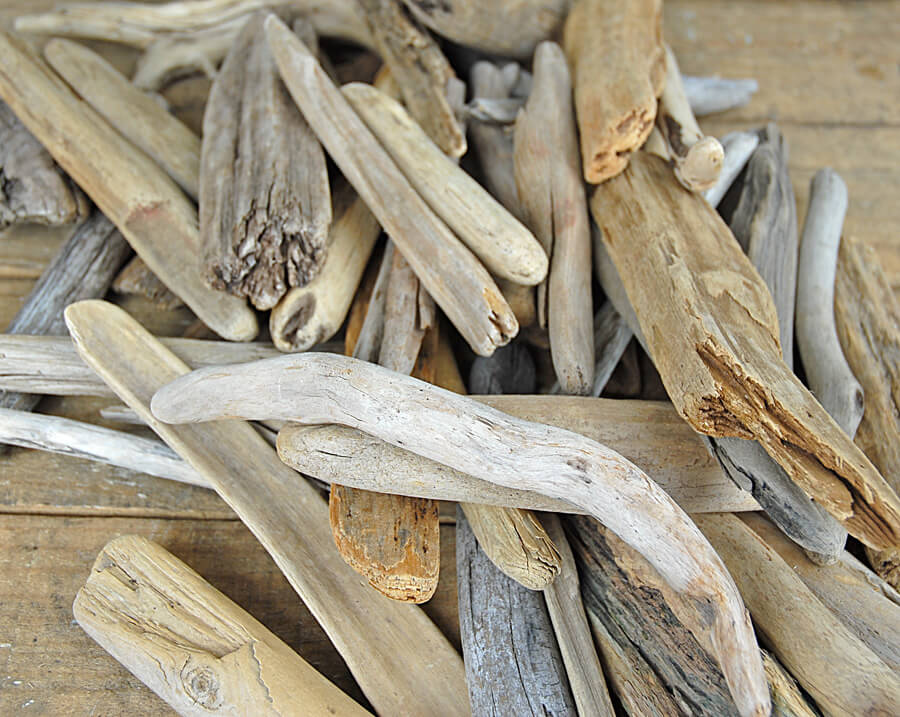 Lake superior driftwood 6 12 50 pcs for How to make driftwood crafts